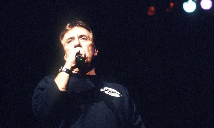 Lee Hazlewood, Meltdown 1999.  Foto: Simon Leigh