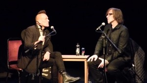 Mark Lanegan Interviewed By John Robb @ Hebden Bridge Little Theatre 24 Jan 15